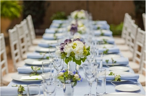 summer soiree or garden bridal shower So of course I have to share