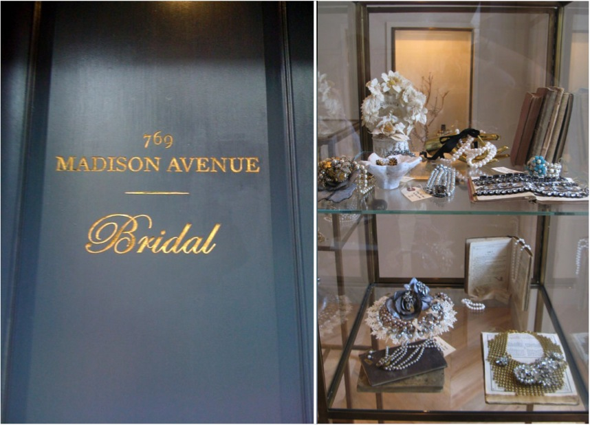 J Crew Opens Bridal Boutique on Madison Avenue