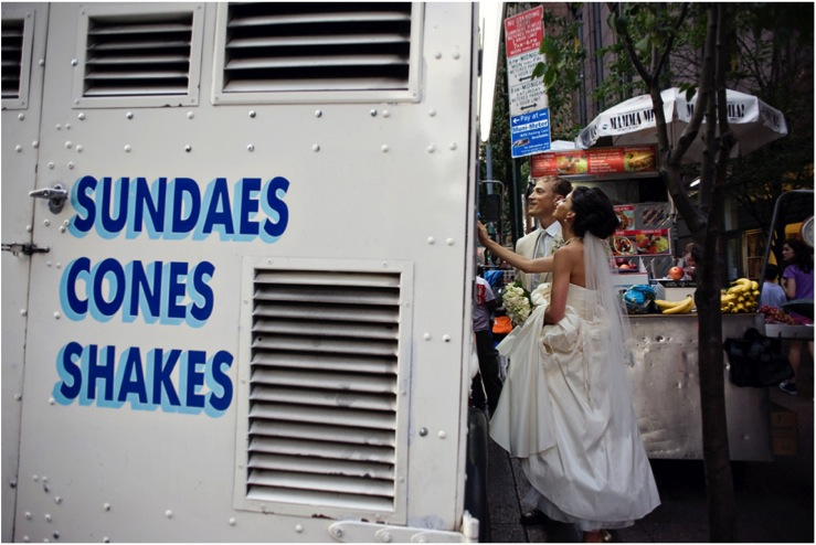 bride-groom-ice-cream-truck