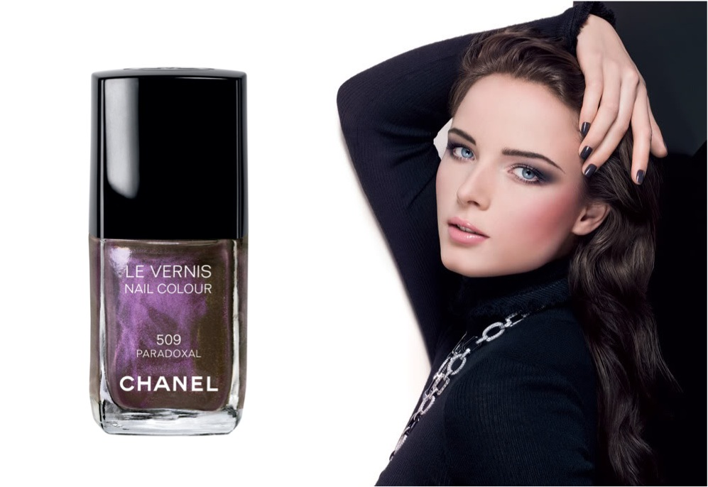 Easy-Peasy Chanel Giveaway | Paradoxal Nail Colour for Fall | Merci ...