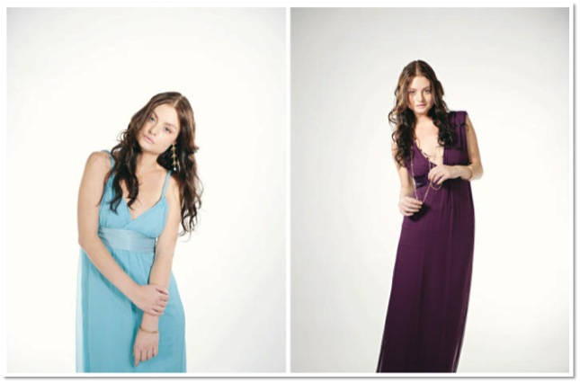 swoon bridesmaid dress advertorial shoot merci new york trent bailey photography amy wong micucci