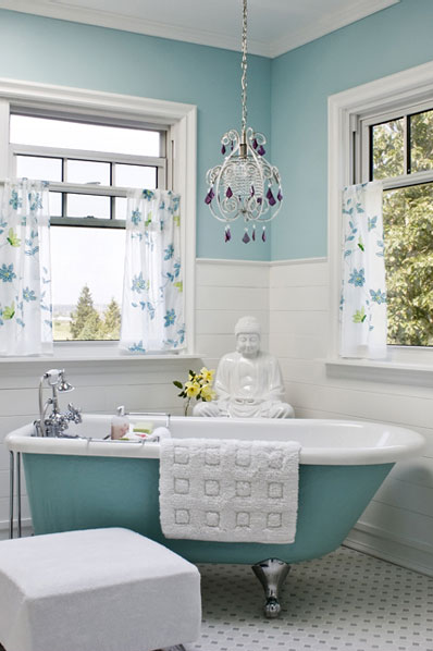 Beach Pool House Bathroom Design Also Beach Themed Bathroom Decorating