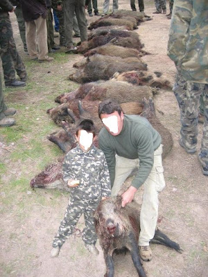 Cazando perros en España Ni%C3%B1ocaza