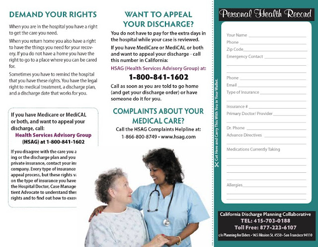 Hospital Discharge Rights