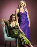 مدل لباس برای خانمهای هیکلی