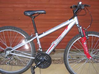 Ok..so the kids need a new bike...they want a mountain bike
