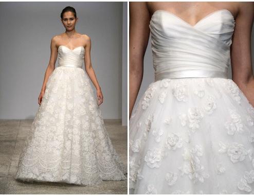 Blooming Wedding Dresses