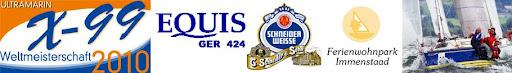 X-99 GER 424 EQUIS Team SCHNEIDER WEISSE