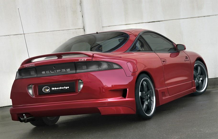 Dance & Cars: Coupés de los 90 (VIII): Mitsubishi Eclipse