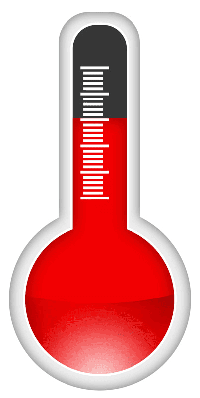 Thermometers For Kids. create a printable thermometer