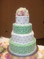 Kerbie's cute cake!