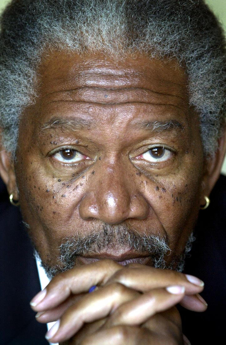 morgan freeman Our Top Celebrity Stoners