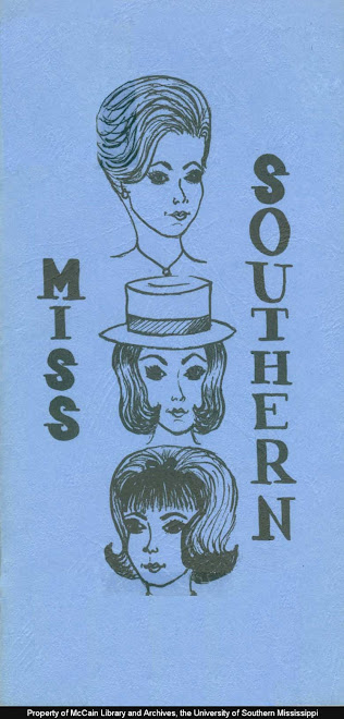 Miss Southern - USM Student Handbook for Women