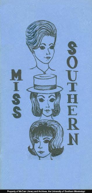 Miss Southern - USM Student Handbook for Women