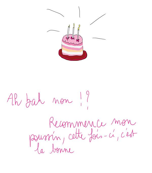 anniversaire enfant, gâteau d'anniversaire