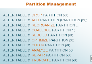 partition management