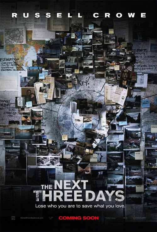 The Next Three Days CAM XViD (2010)