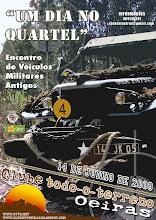 ENCONTRO DE VEICULOS MILITARES ANTIGOS