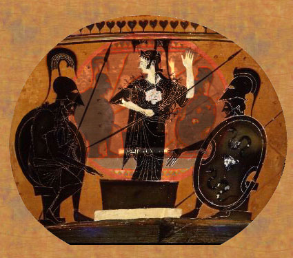 justice portrayed in agamemnon essay In the play agamemnon, clytemnestra is more powerful and intelligent than any of the men in the play clytemnestra is portrayed as a strong willed woman seeking.