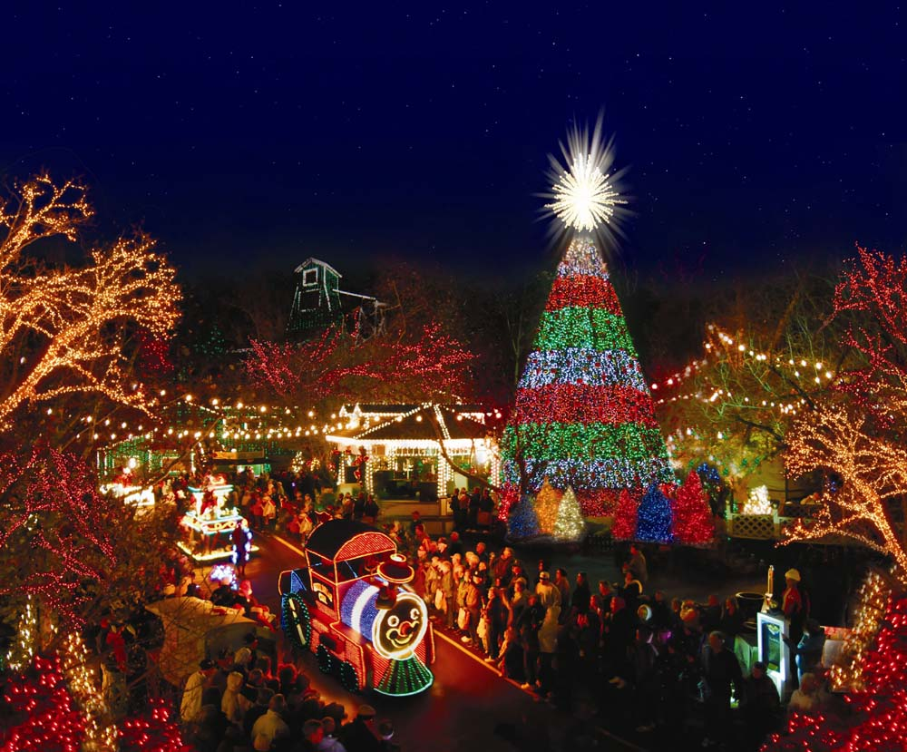 This christmas festivals you have to visit 10 best theme for Best cities to visit at christmas in the us