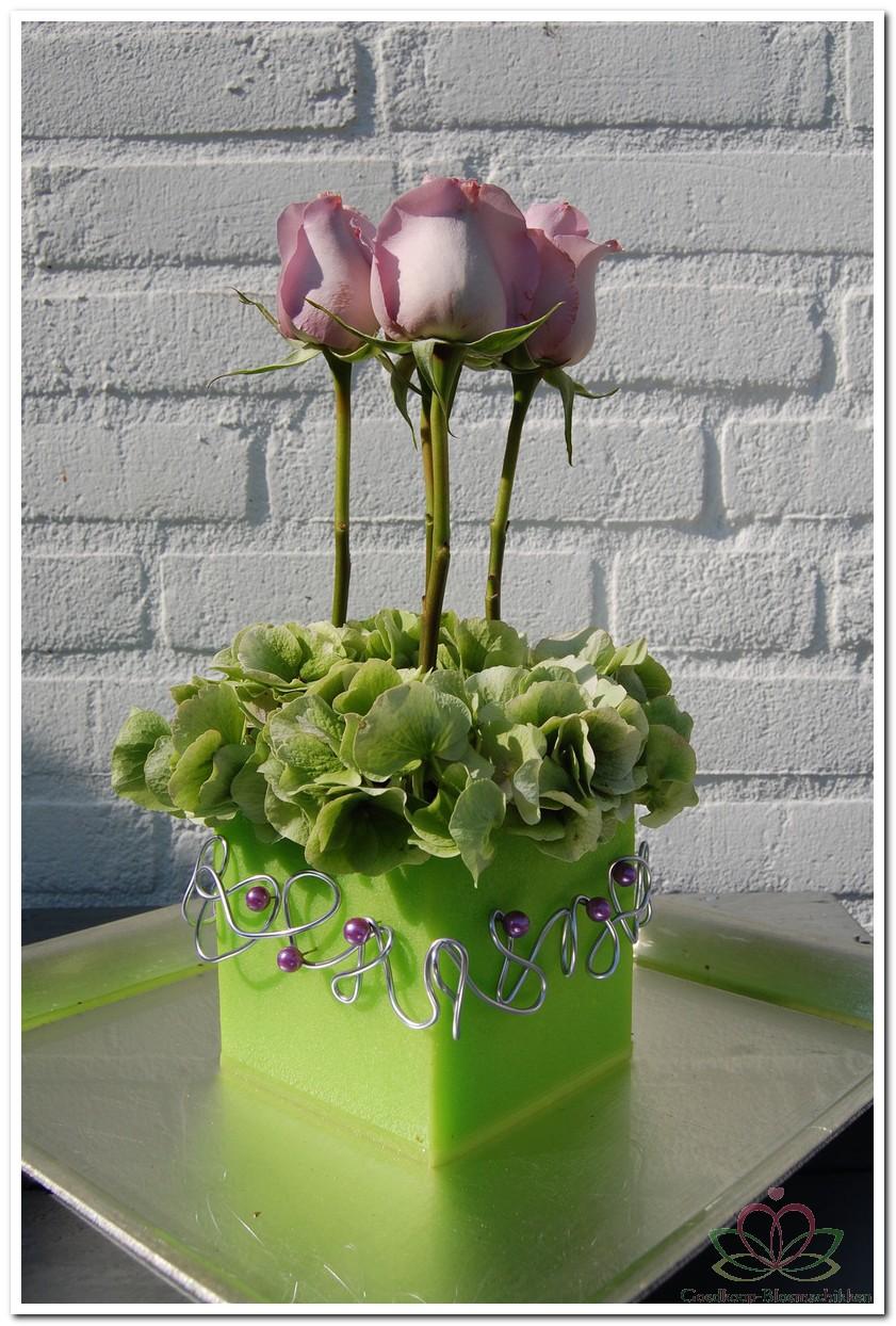 Goedkoop bloemschikken nl september 2010