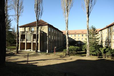 Prague - Barracks at Dejvice