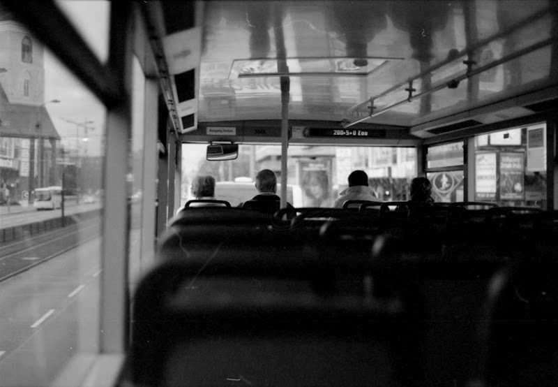 Berlin - Bus 200