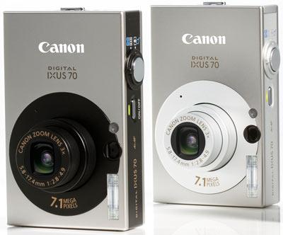 Canon Digital IXUS 80 IS - Canon Nederland