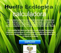 Conoce tu Huella Ecológica