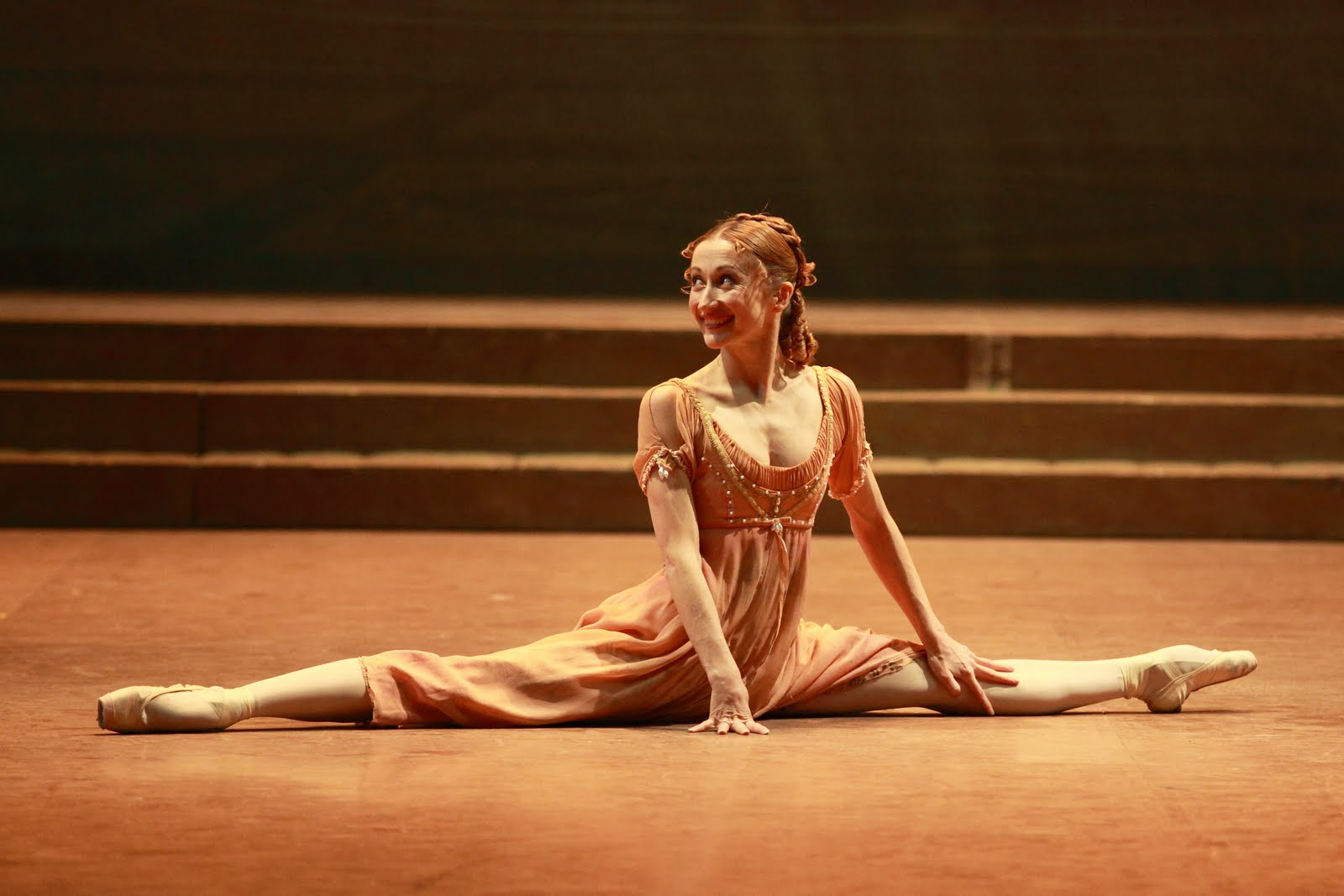 Daria Klimentova Prima Ballerina Of English National Ballet Talks To