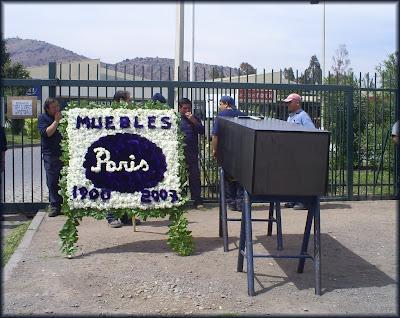 Sindicato muebles paris s a for Muebles paris