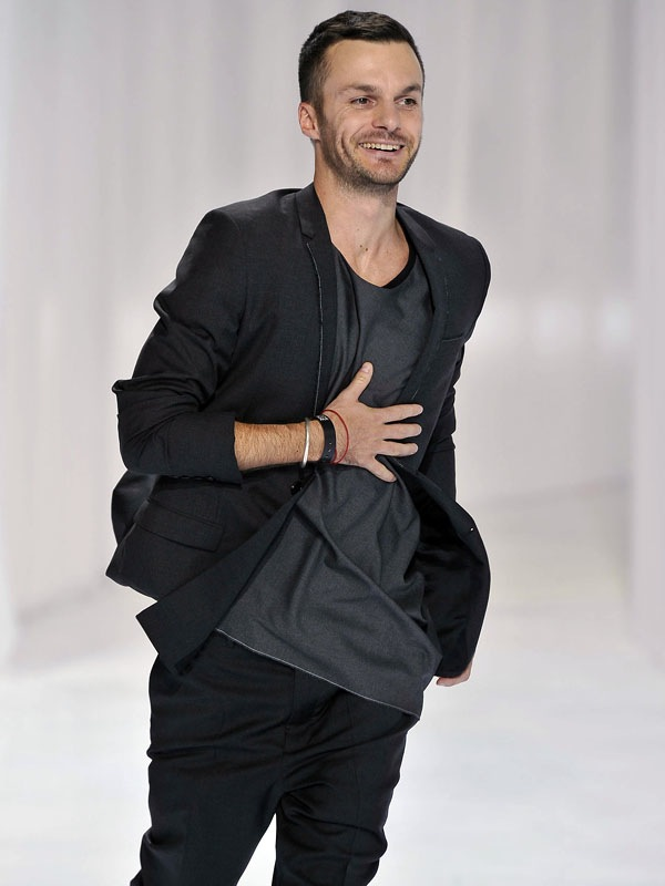 What's he wearing?: Dior Homme Spring Summer 2011