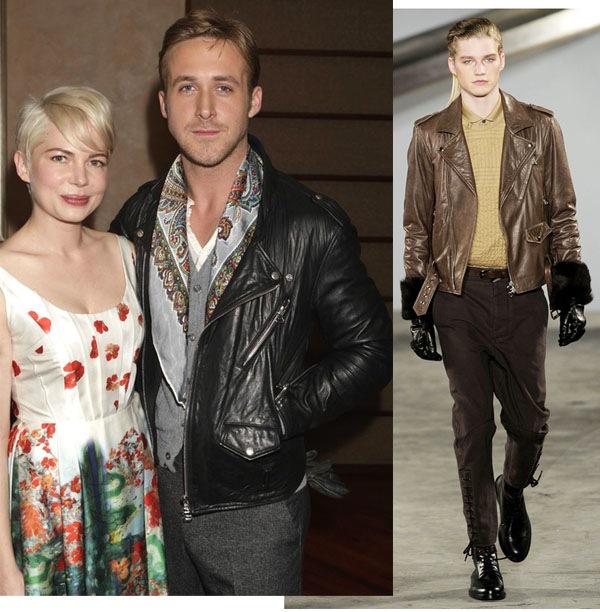 Ryan Gosling At U0027Blue Valentineu0027 New York Screening In 3.1 Phillip Lim