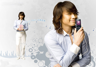 Korean Superstar Rain Bi Unveils Samsung's Olympic Theme Song in Beijing