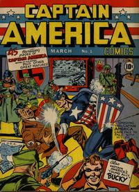 They could have stopped putting covers on comics after this one, because no one is ever going to top Captain America punching Hitler in the face.