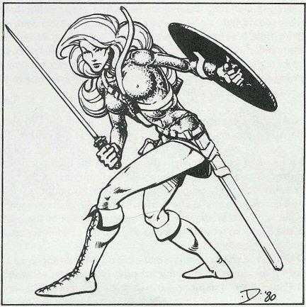 Morgan Ironwolf