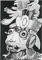 Beware the Third Eye of Tlaloc!