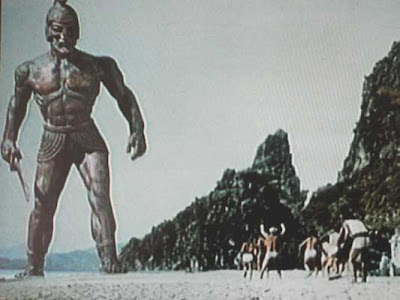 Harryhausen effin' rules.