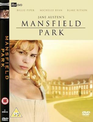 Filme Mansfield Park + Legenda