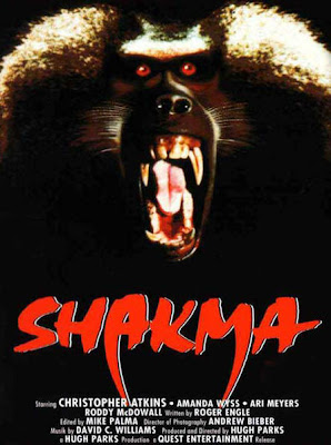 Filme Shakma : A Fúria Assassina + Legenda