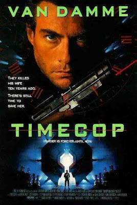 Filme Poster Timecop - O Guardião do Tempo DVDRip XviD & RMVB Dublado