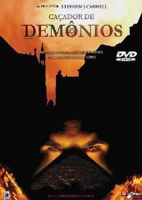 Filme Poster Caçador de Demônios DVDRip XviD Dual Audio & RMVB Dublado