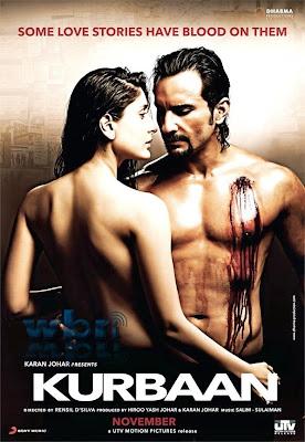 Filme Poster Kurbaan DVDRip XviD