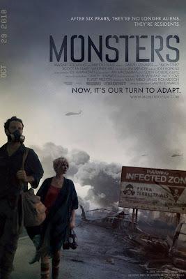 Baixar Filme Monsters - TVrip