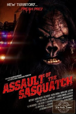 Sasquatch Assault Legendado