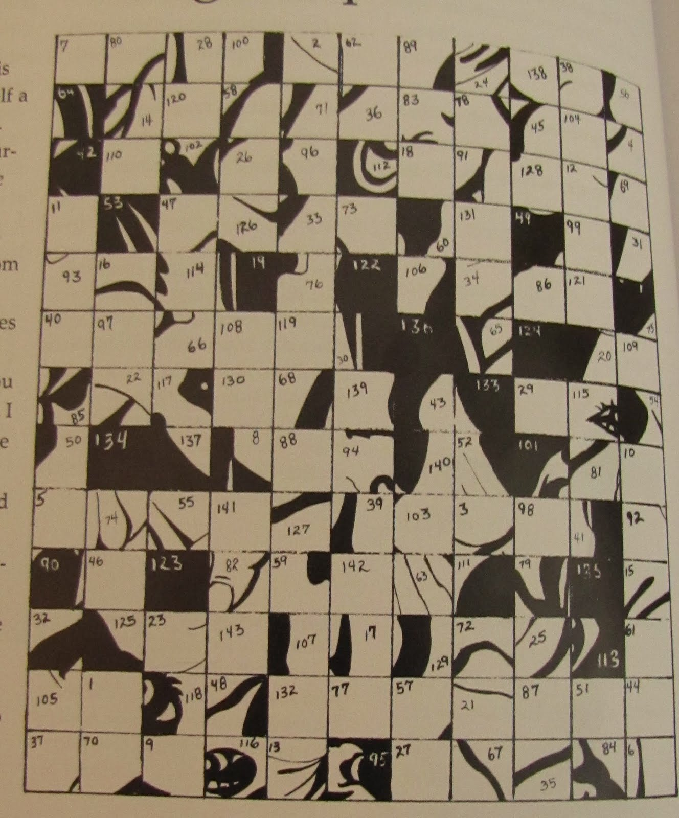 Scribble Drawing Crossword : Kelly s art journaling how to draw lifelike portraits