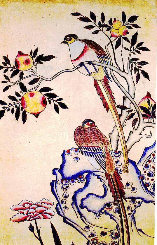 Illustration Up Close: Korean folk art