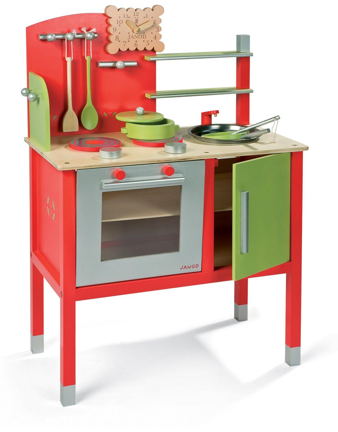 holzspielland-blog: spielküche maxi cuisine von janod