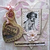 Puppy Love Tag Swap