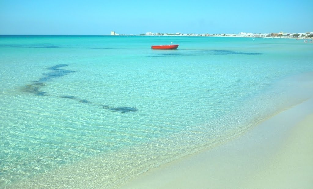 Torre Lapillo Italy  city pictures gallery : Torre Lapillo Bay: Come arrivare How to arrive
